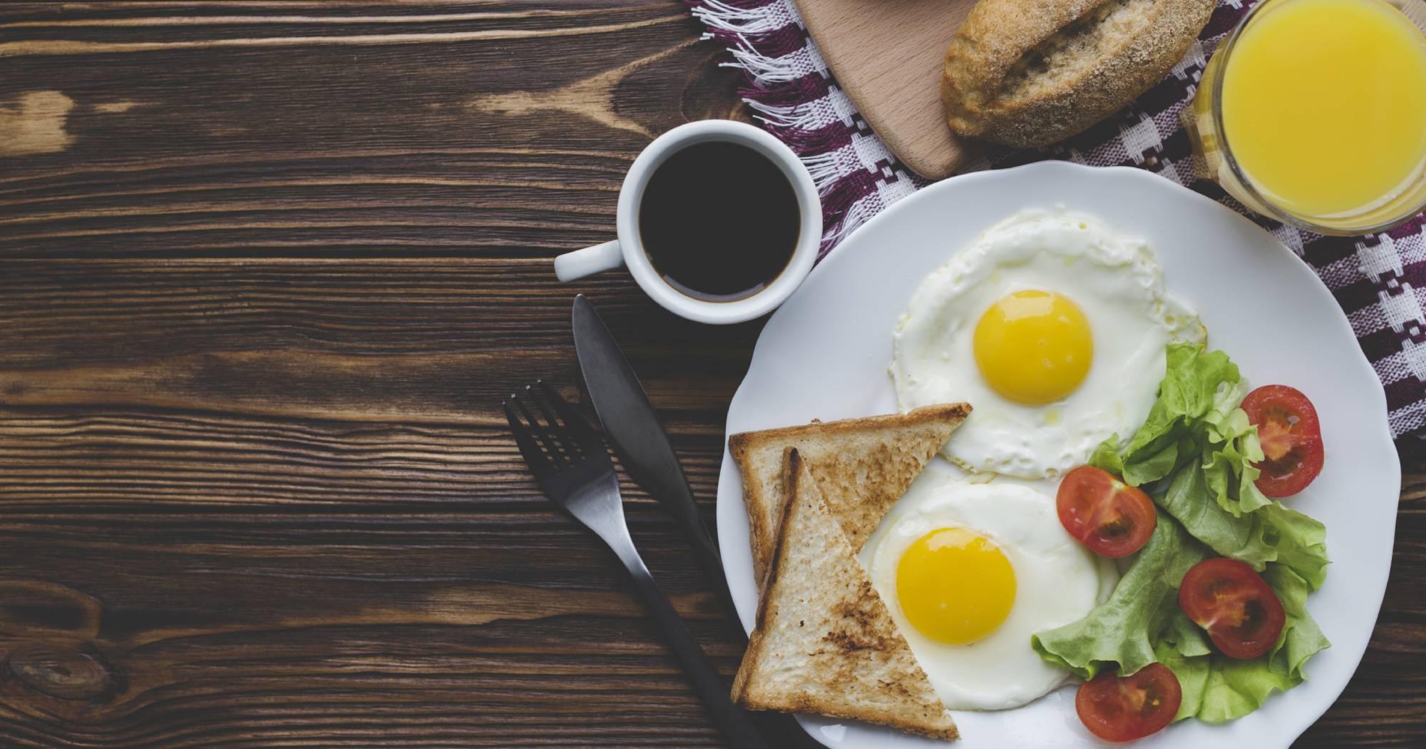 8 reasons to love breakfast